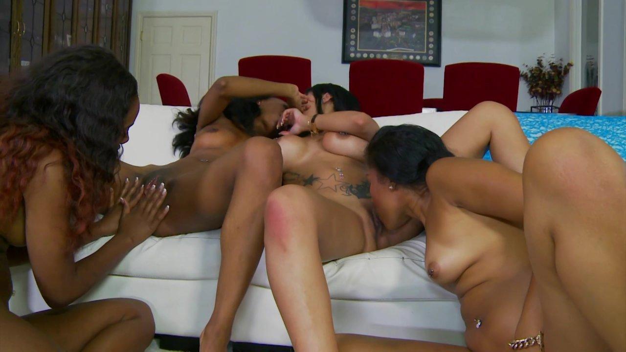 sisterhood all girl orgy best porno