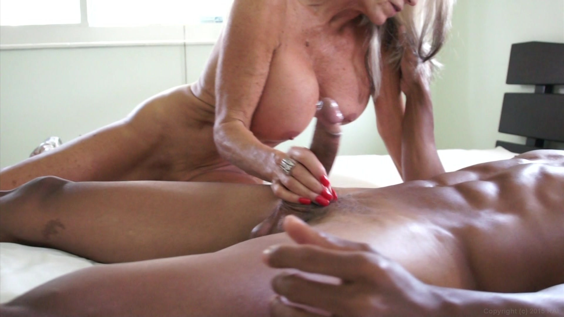 Milf leilani lei meets bbc big max - 1 part 4