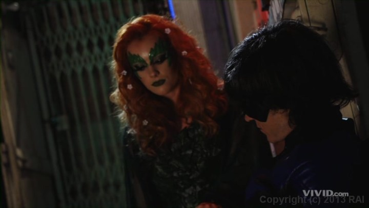 Nightwing and poison ivy porn dark knight a porn parody the adult empire jpg