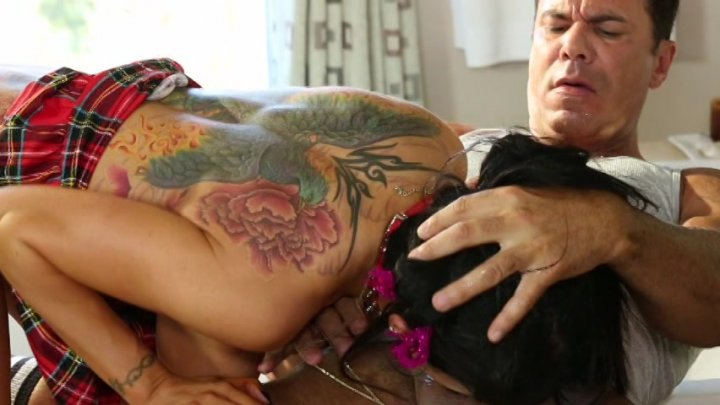 Scene with Steven St. Croix and Romi Rain - image 13 out of 20