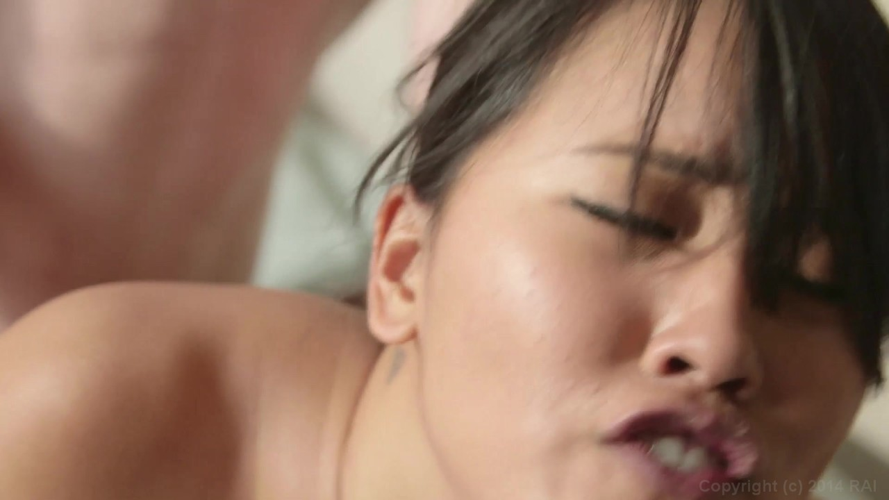 Alina li gives hung daddy footsie sex and gets sticky toes 9