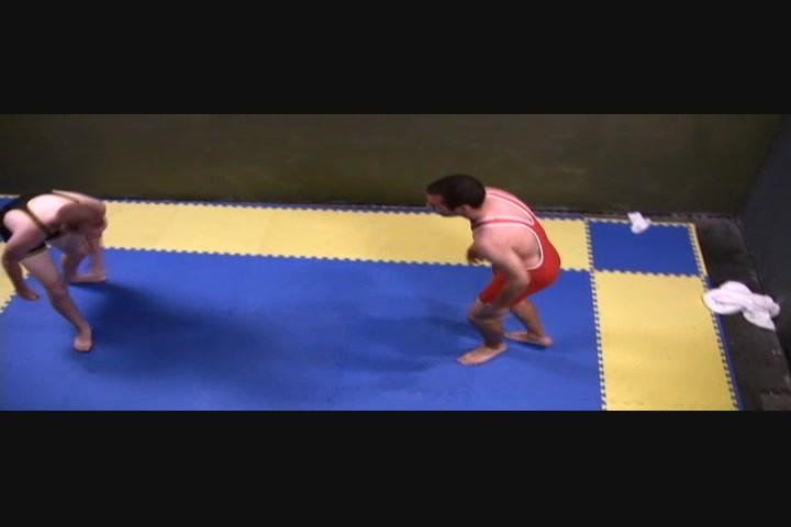 Hardcore Gay Wrestling 38