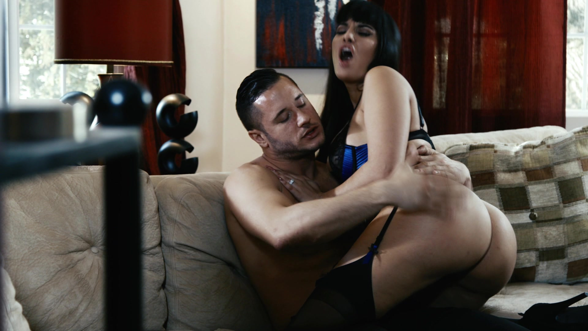 Scene with Danny Mountain and Mercedes Carrera - image 6 out of 20