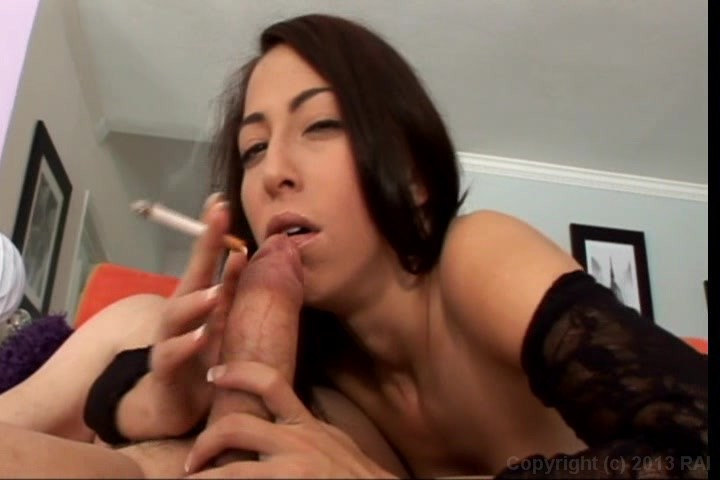 Lick own cum off her boob