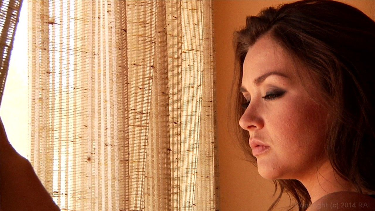 Scene with Mick Blue, Ramon Nomar and Allie Haze - image 1 out of 20