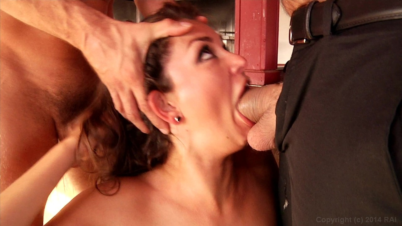 Scene with Mick Blue, Ramon Nomar and Allie Haze - image 11 out of 20
