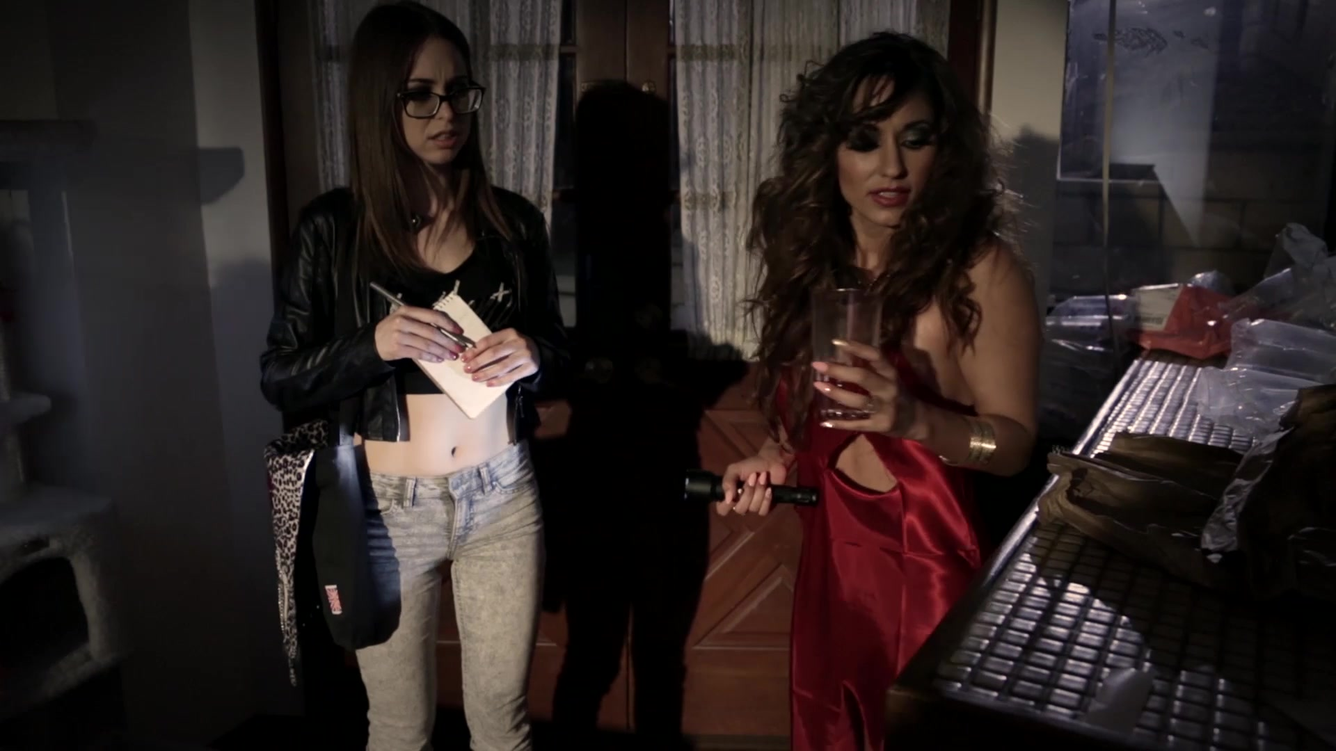 Scene with Reena Sky and Riley Reid - image 6 out of 20