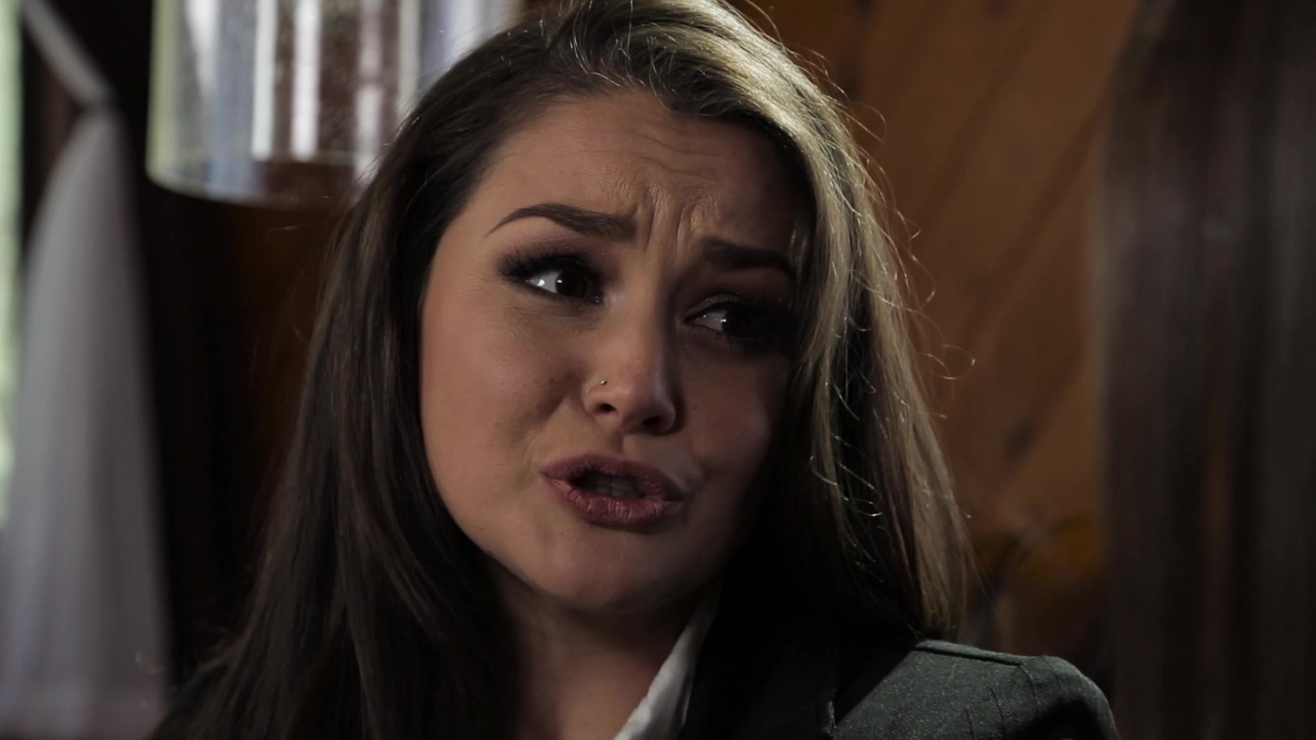 Scene with Allie Haze, Riley Reid and Karla Kush - image 3 out of 20