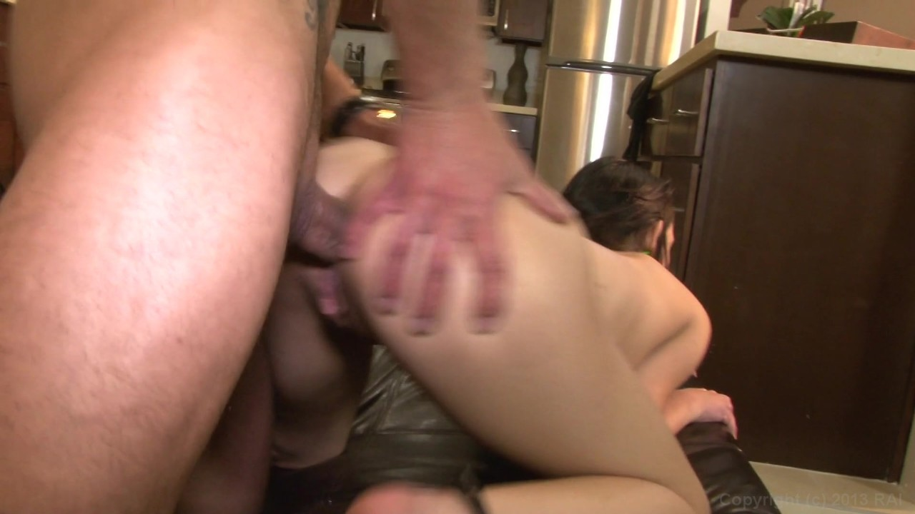 Shaved and buttfucked