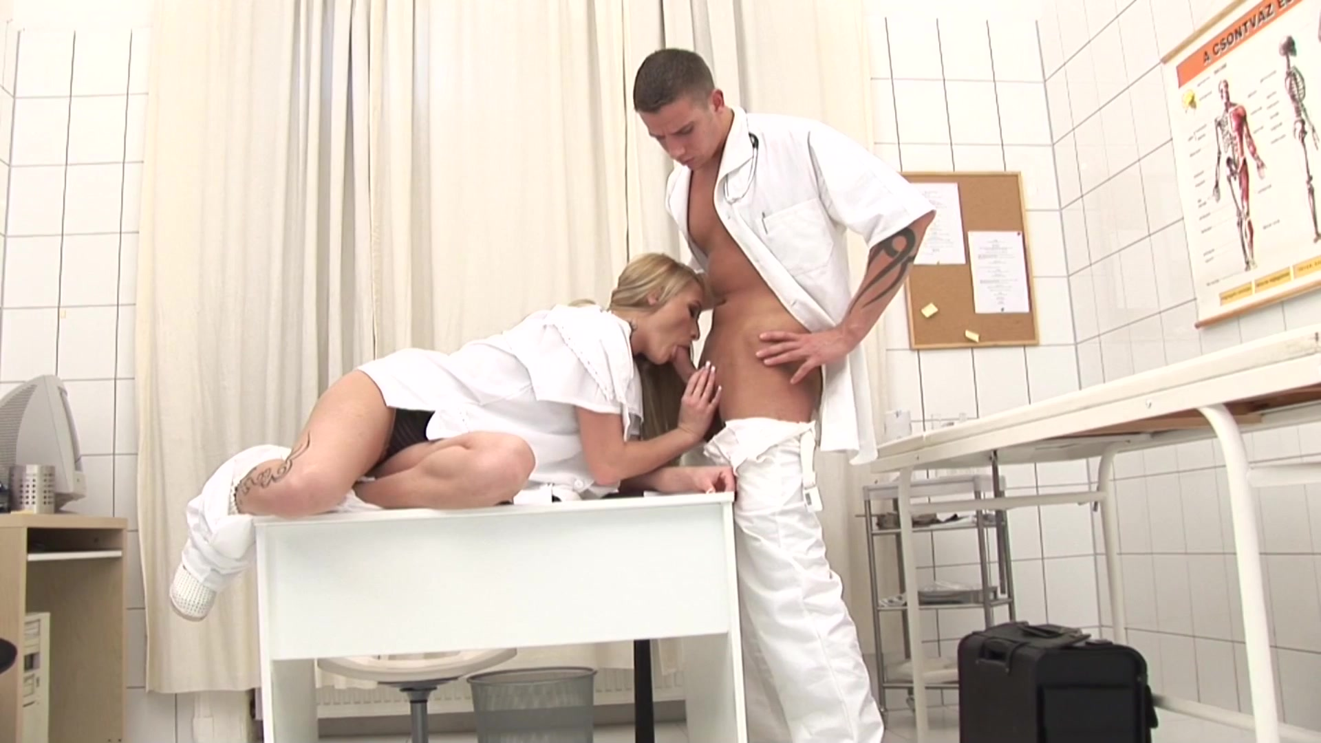 Dirty Nurses Porn 16