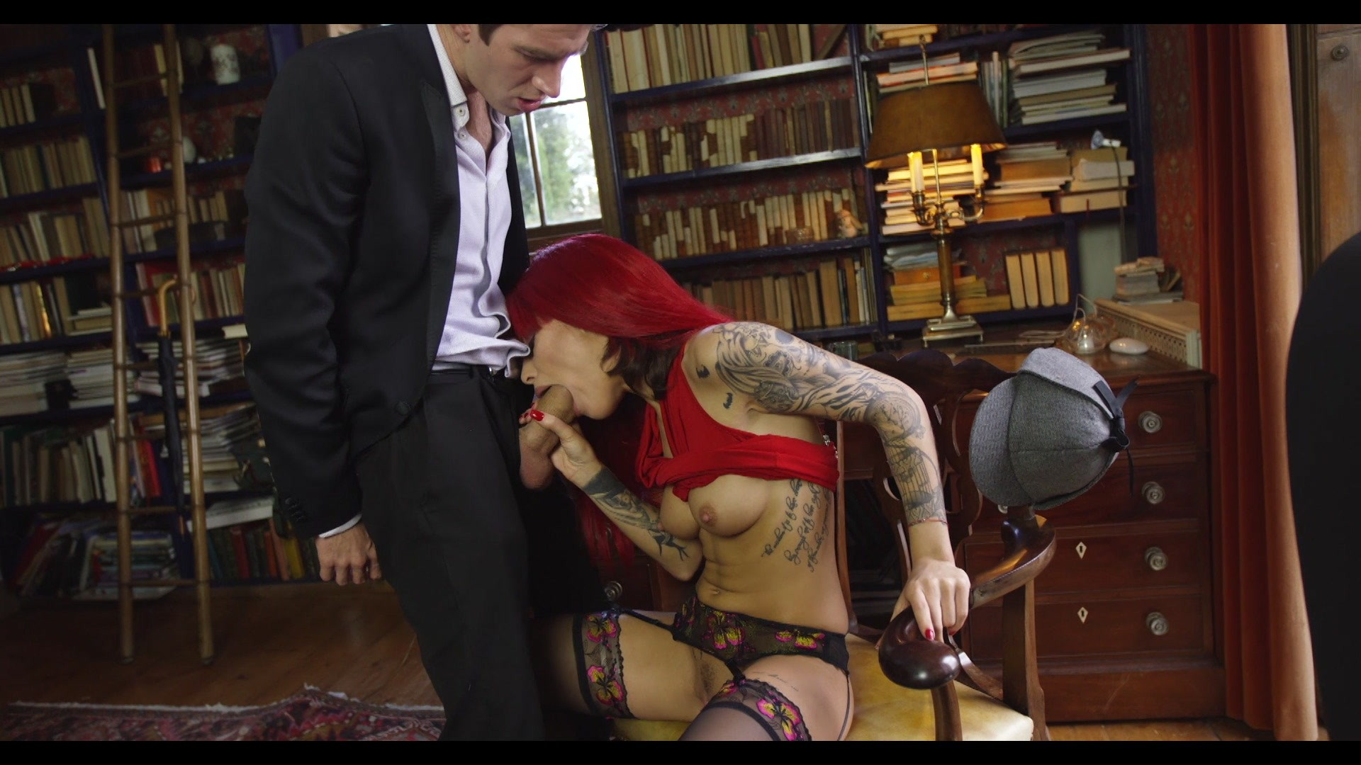 Scene with Nikita Belluci - image 11 out of 20