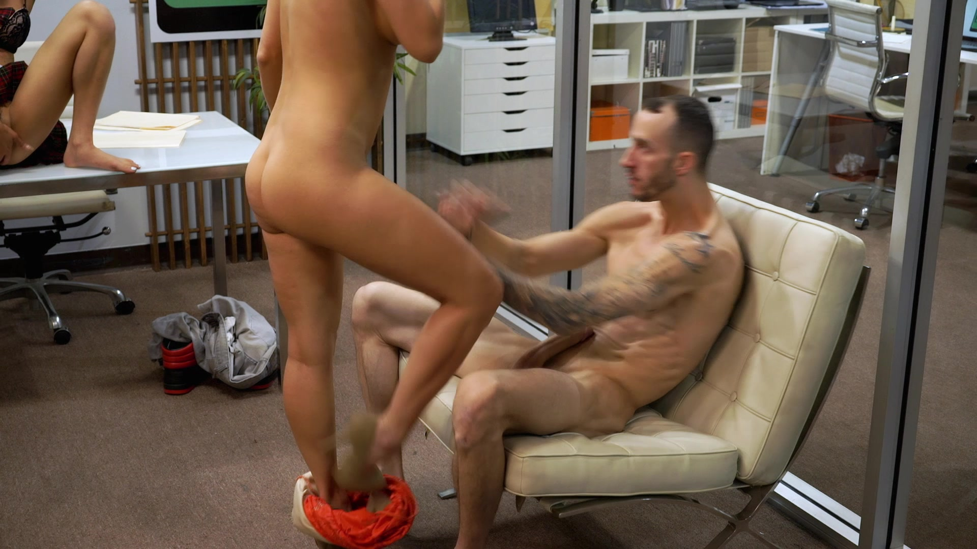 Scene with Katie Morgan and Kimberly Chi - image 17 out of 20
