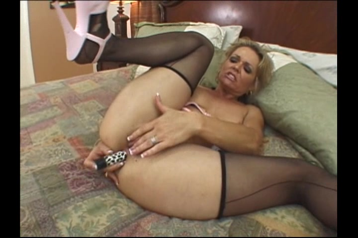 Cock crazed milf video