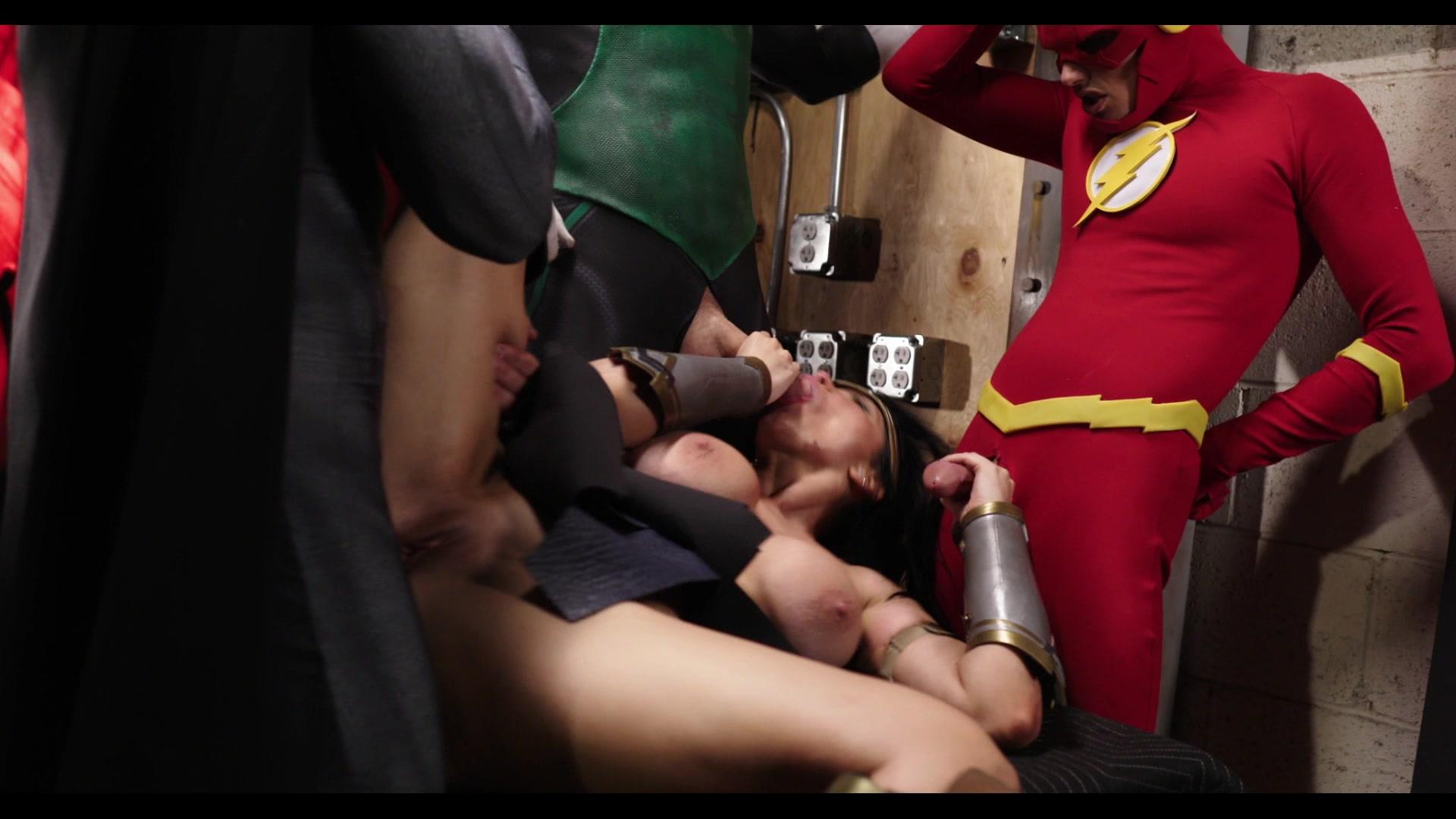 Scene with Xander Corvus, Tyler Nixon and Romi Rain - image 15 out of 20