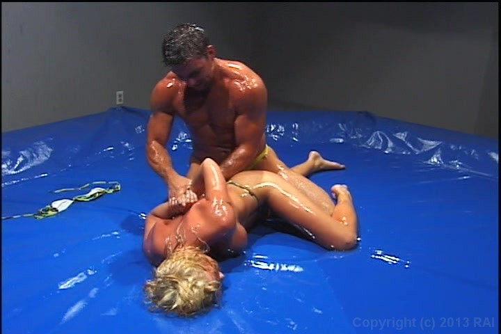 Very Male vs female sexual wrestling have hit