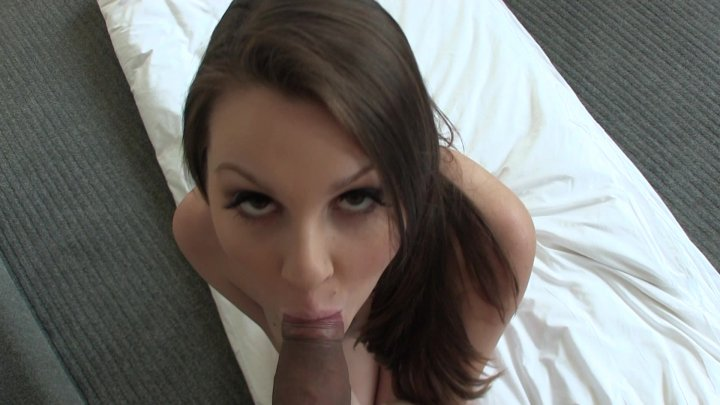 Cute Cali Hayes Has Sex with a Lucky Guy Starring: Cali Hayes