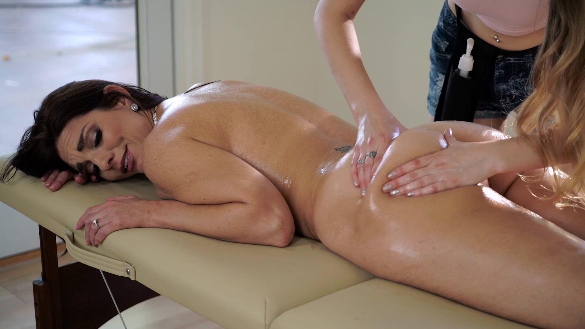 Секс Массаж Видео Бесплатно