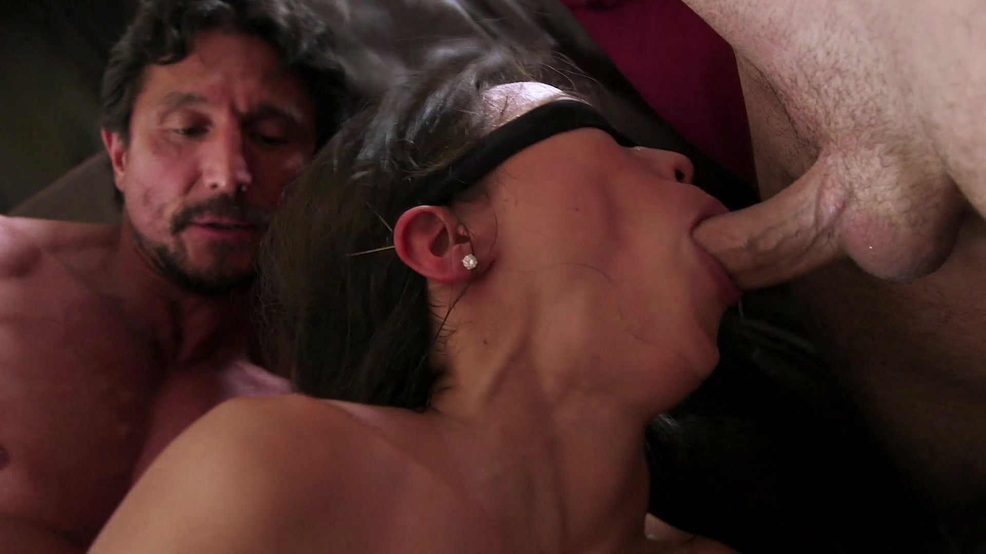 Scene with Tommy Gunn, John Strong and Kalina Ryu - image 20 out of 20