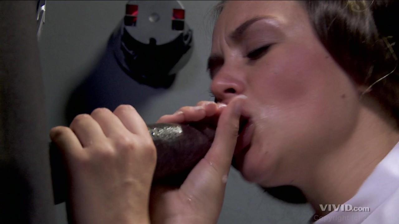 Teen ass closeup