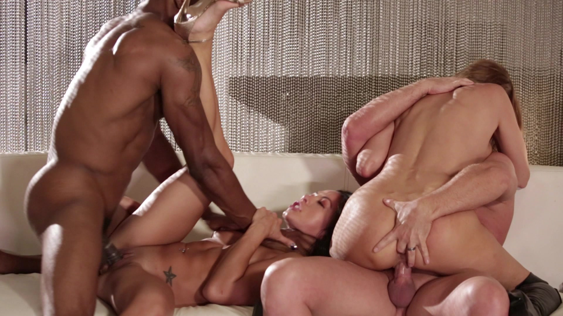Scene with Jessica Drake, Morgan Lee and Honey Gold - image 15 out of 20