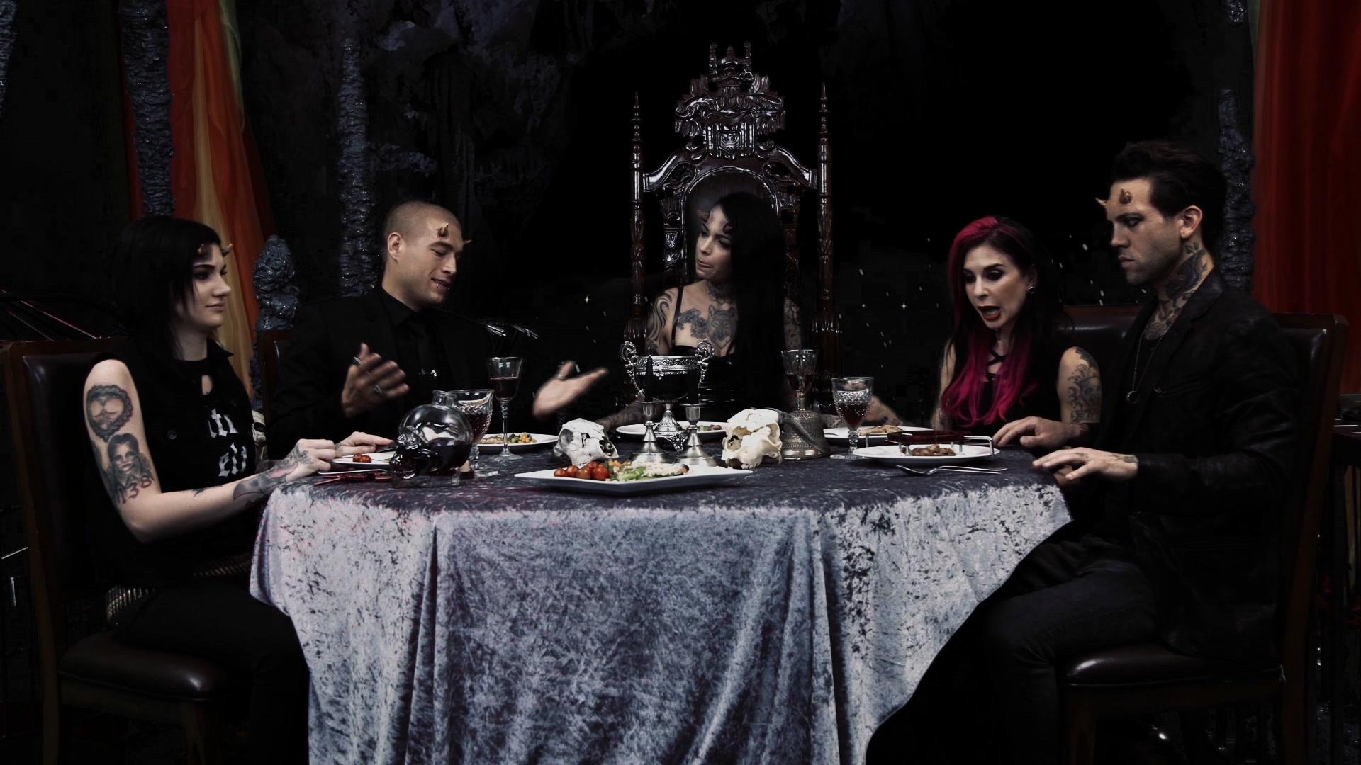 Scene with Joanna Angel, Xander Corvus and Ophelia Rain - image 17 out of 20