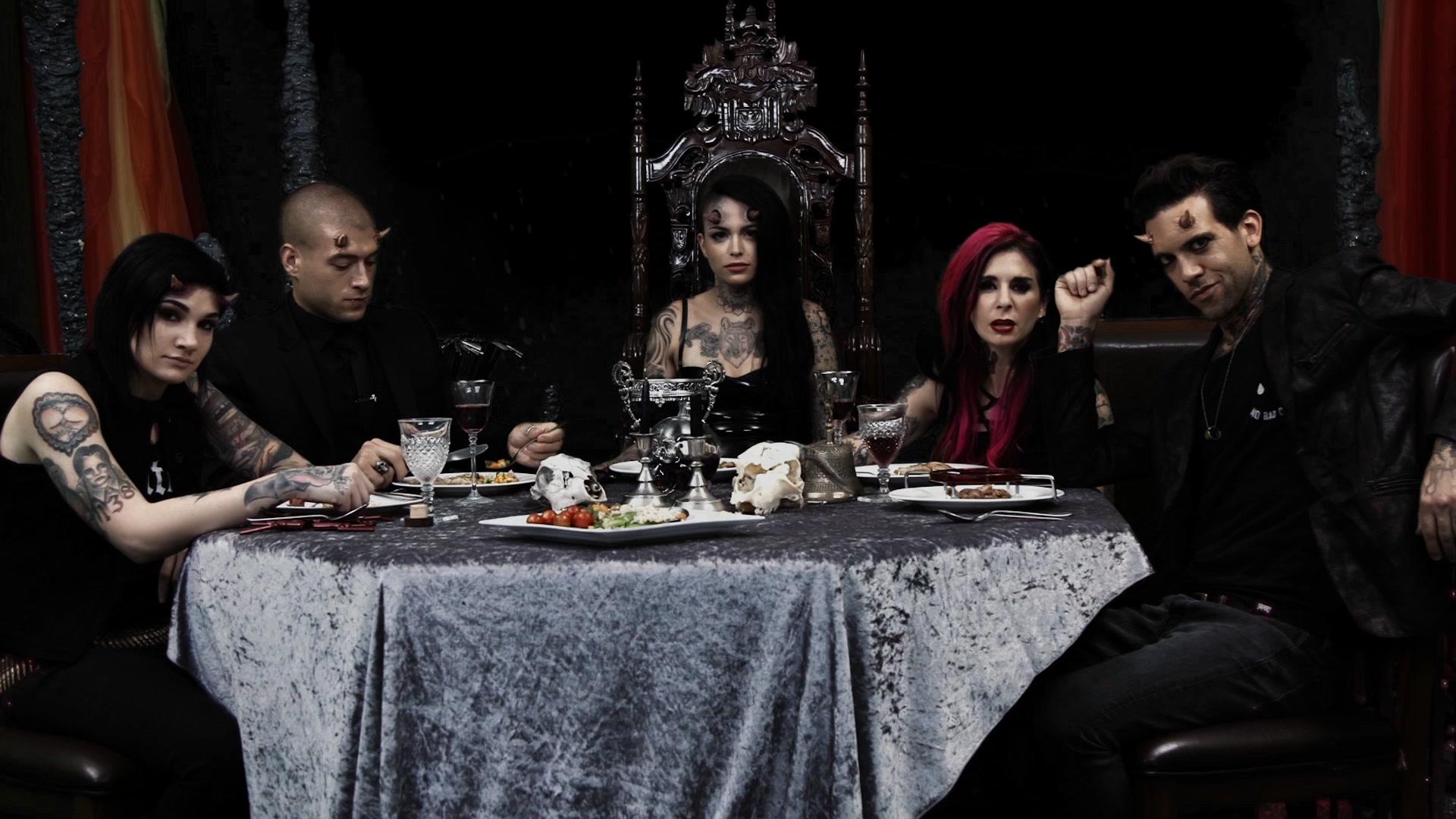 Scene with Joanna Angel, Xander Corvus and Ophelia Rain - image 18 out of 20