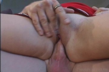 First time with a dildo