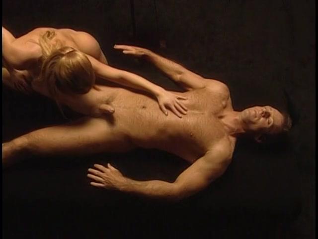 Joy of erotic massage scene