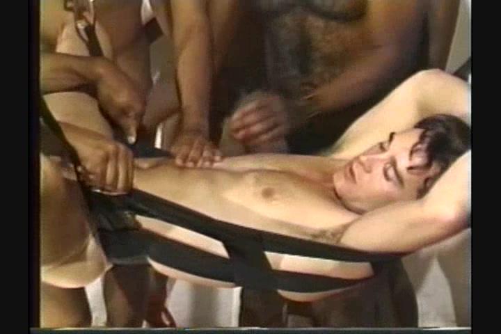 Gang Bang Towel Boy: Gay Erotic Video