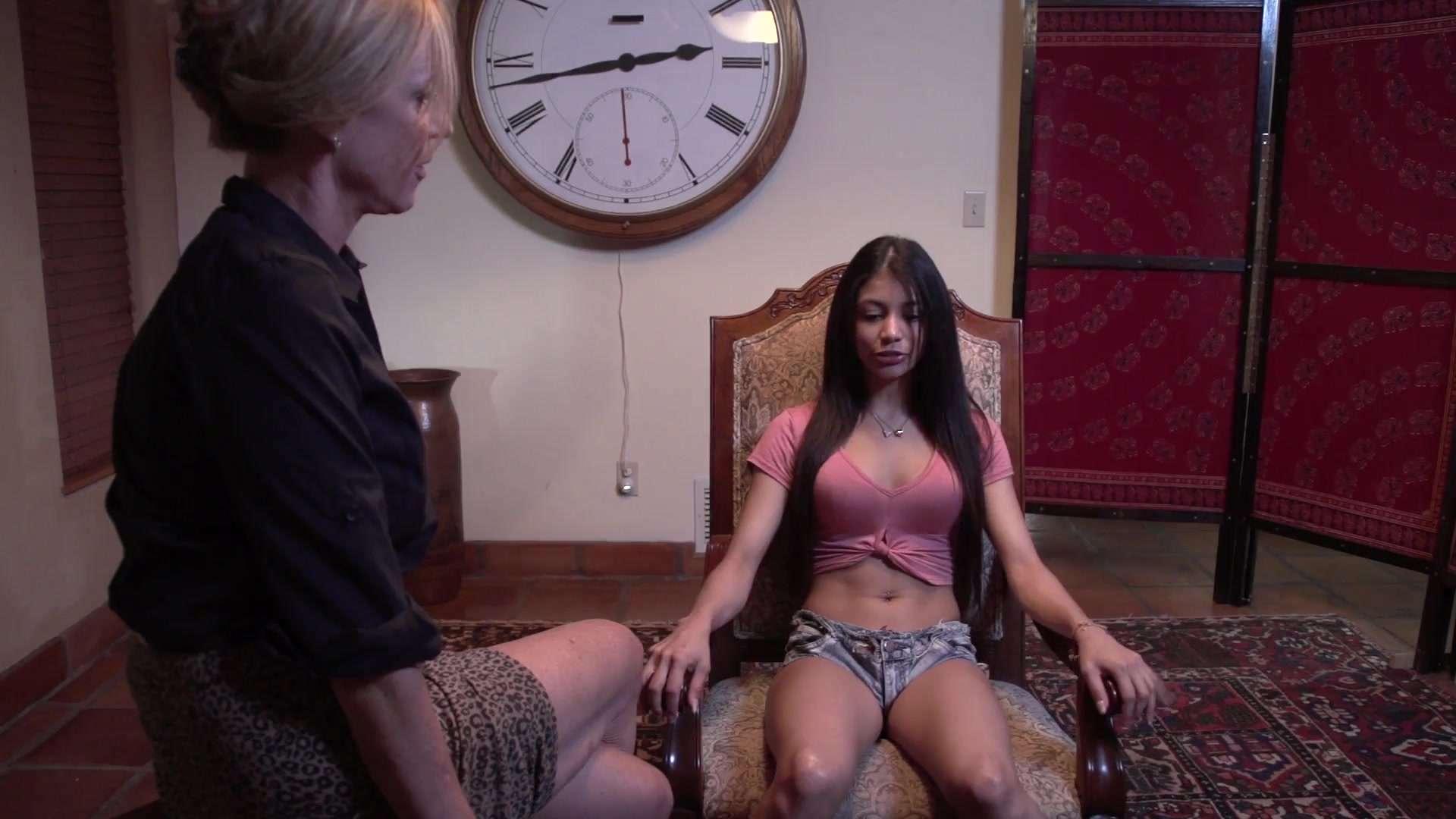 Asian cam video massage