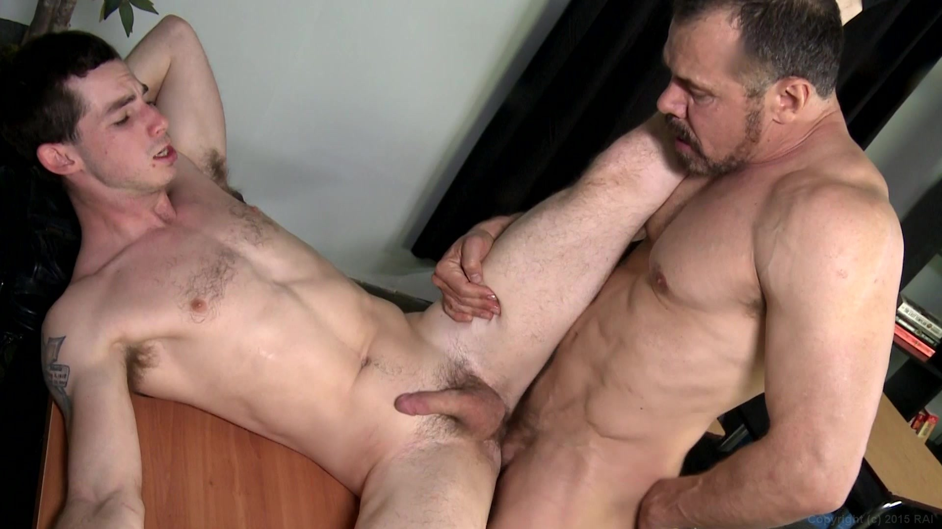 young father son gay porn