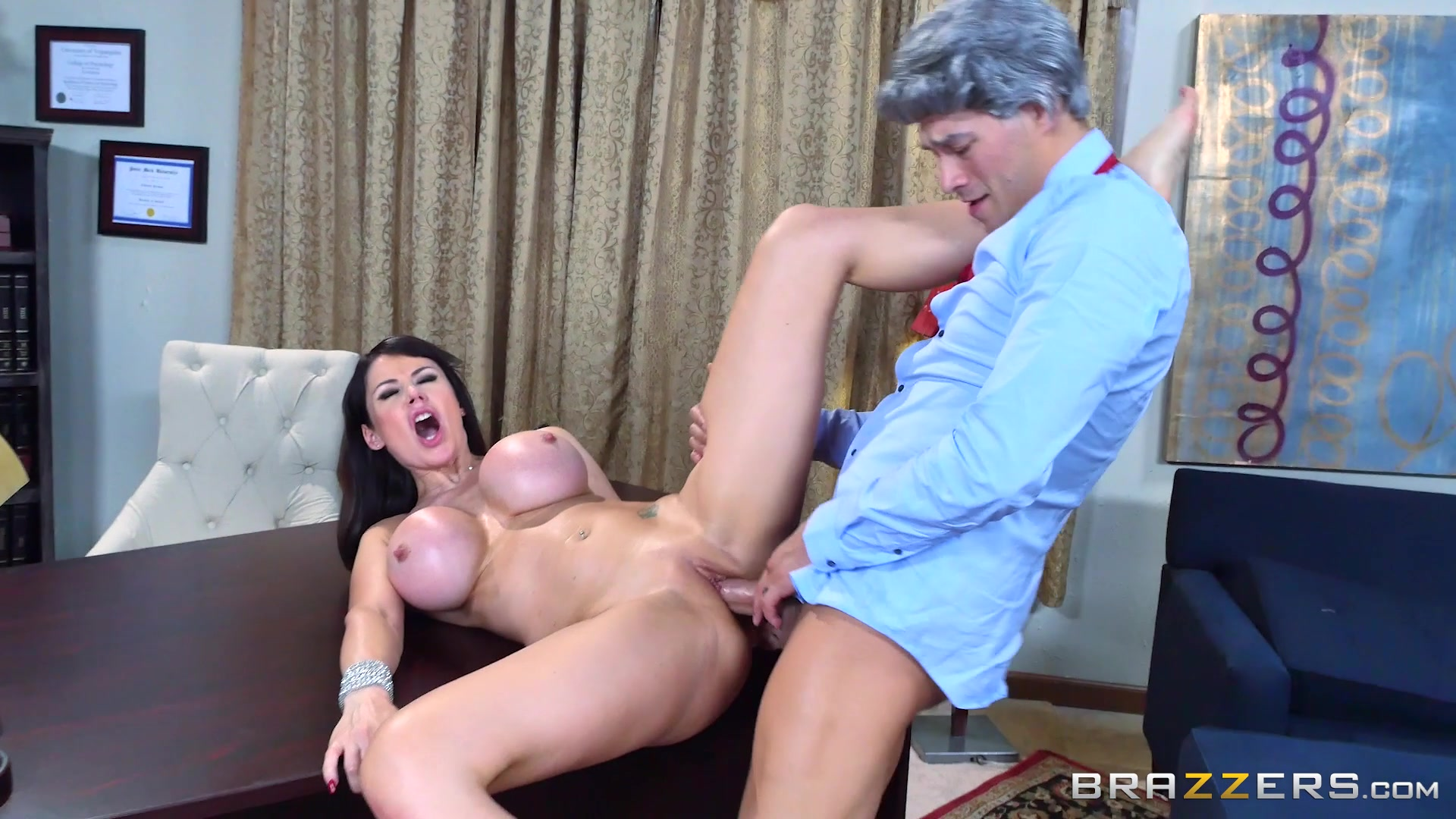 Busty Brunette Eva Karera Gets Her Ass Hammered by a Hung Stud Starring: Eva Karera Length: 30 min