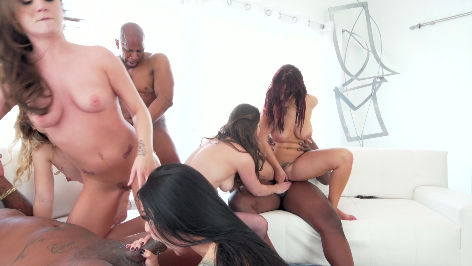 Scene with Casey Calvert, Keisha Grey, Katrina Jade and Goldie Glock - image 14 out of 20