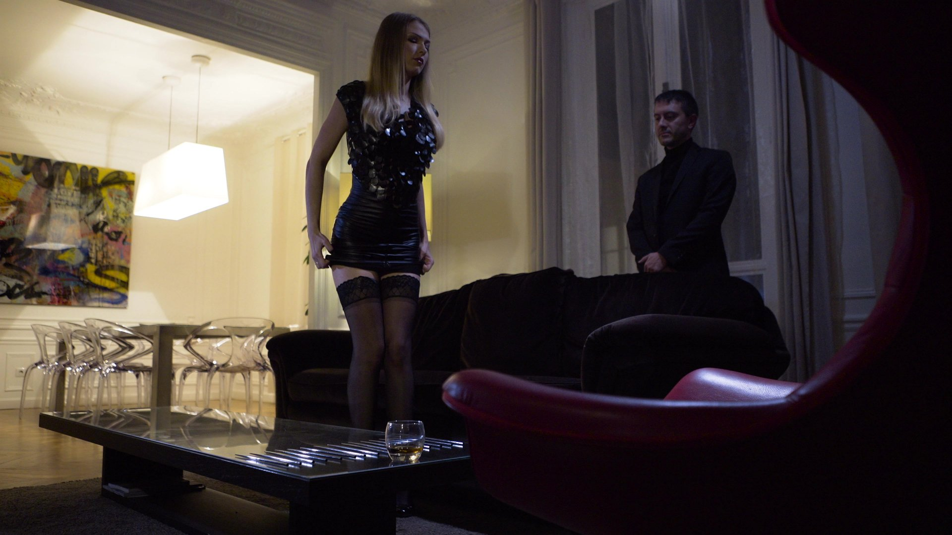 Preview image 2 out of 18  of scene 3 from Claire Desires Of Submission