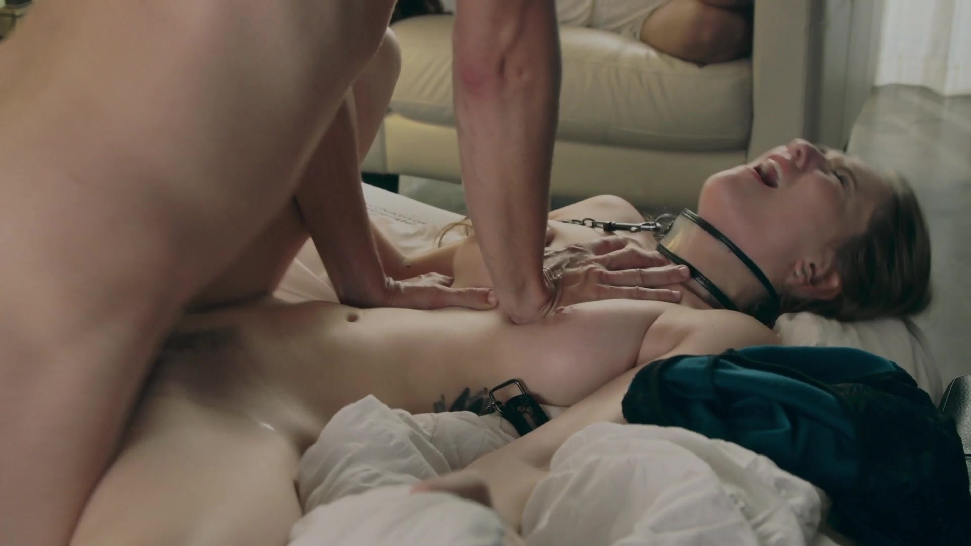 Scene with Richie Calhoun and Samantha Hayes - image 15 out of 20