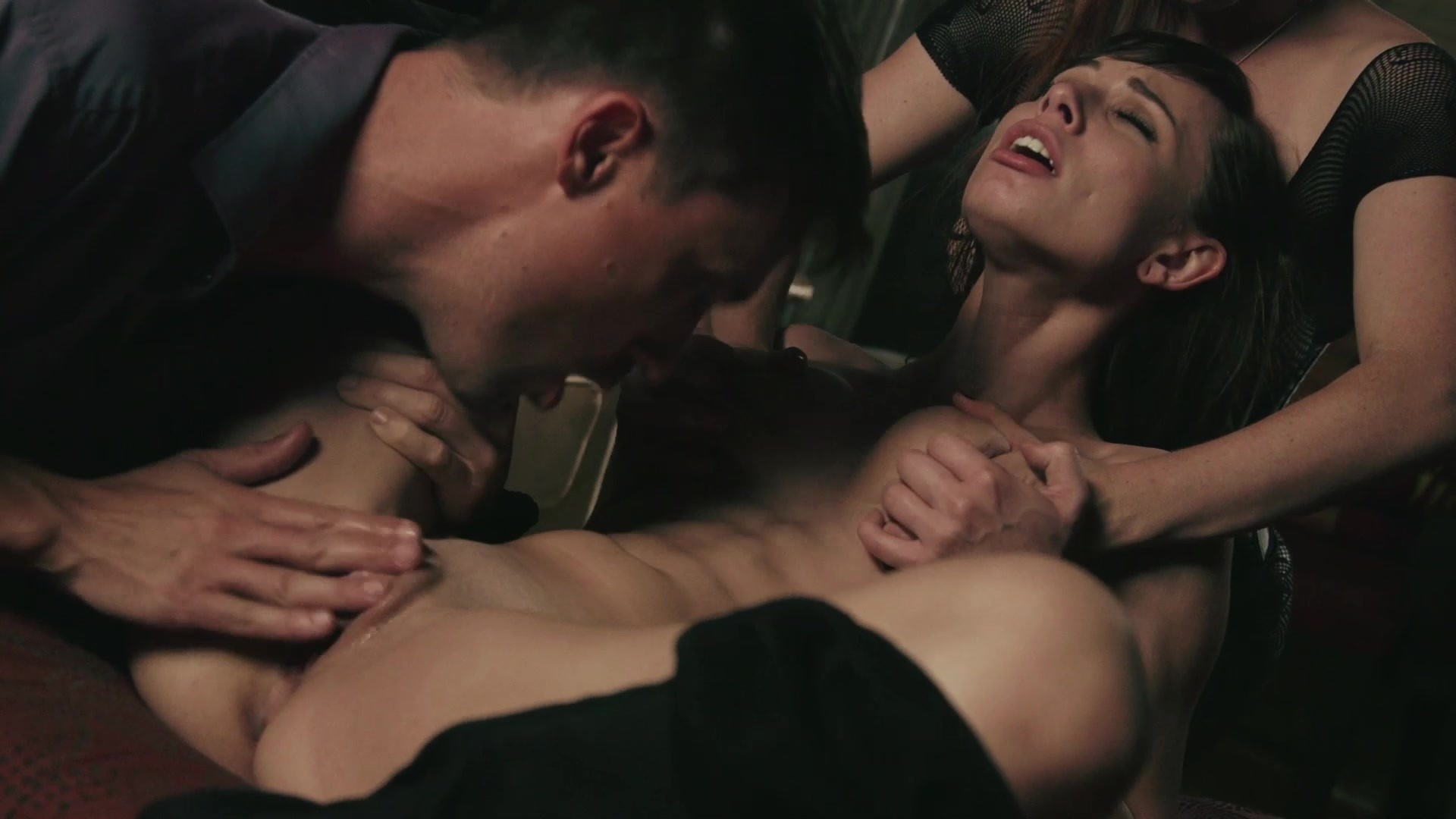 Scene with Richie Calhoun, Penny Pax and Aidra Fox - image 9 out of 20