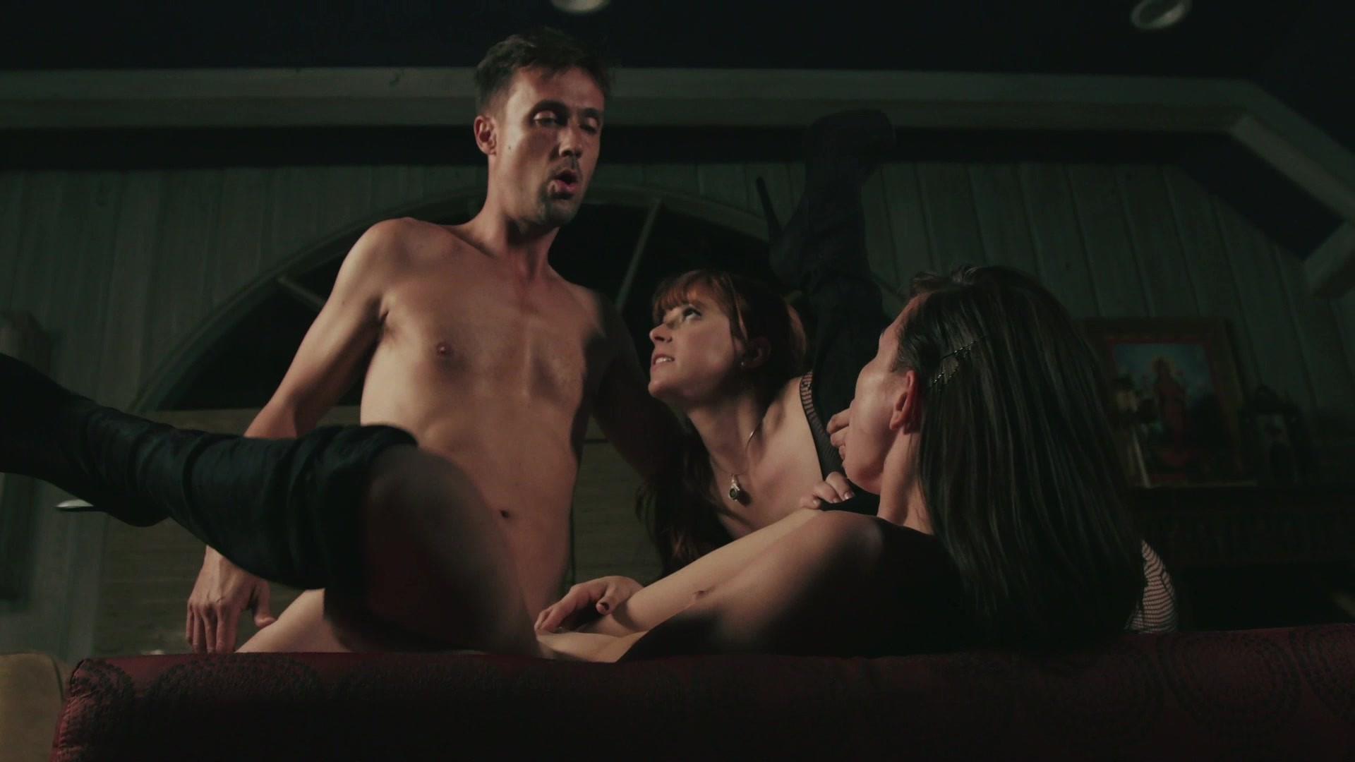 Scene with Richie Calhoun, Penny Pax and Aidra Fox - image 14 out of 20
