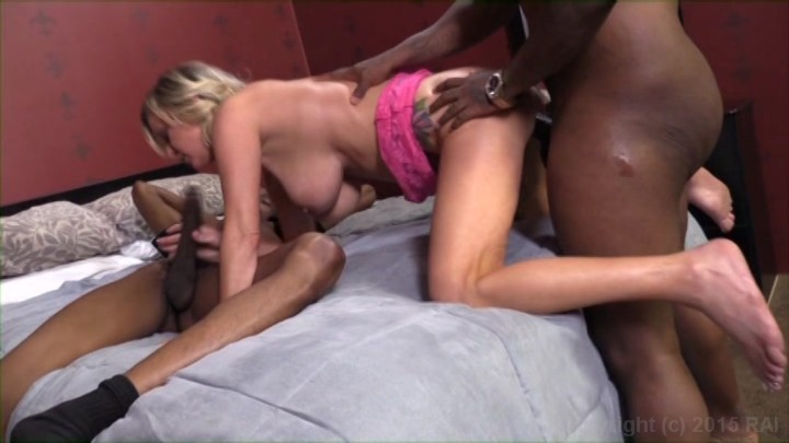 Lesbian pelvic rub