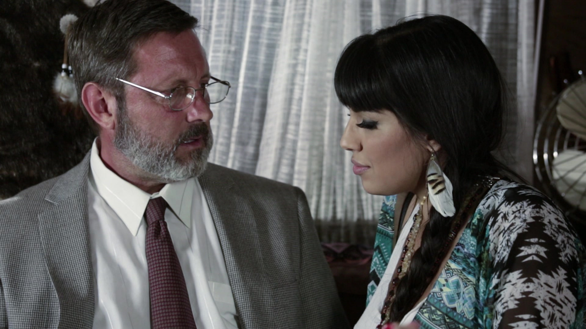 Scene with Brad Armstrong and Mercedes Carrera - image 5 out of 20