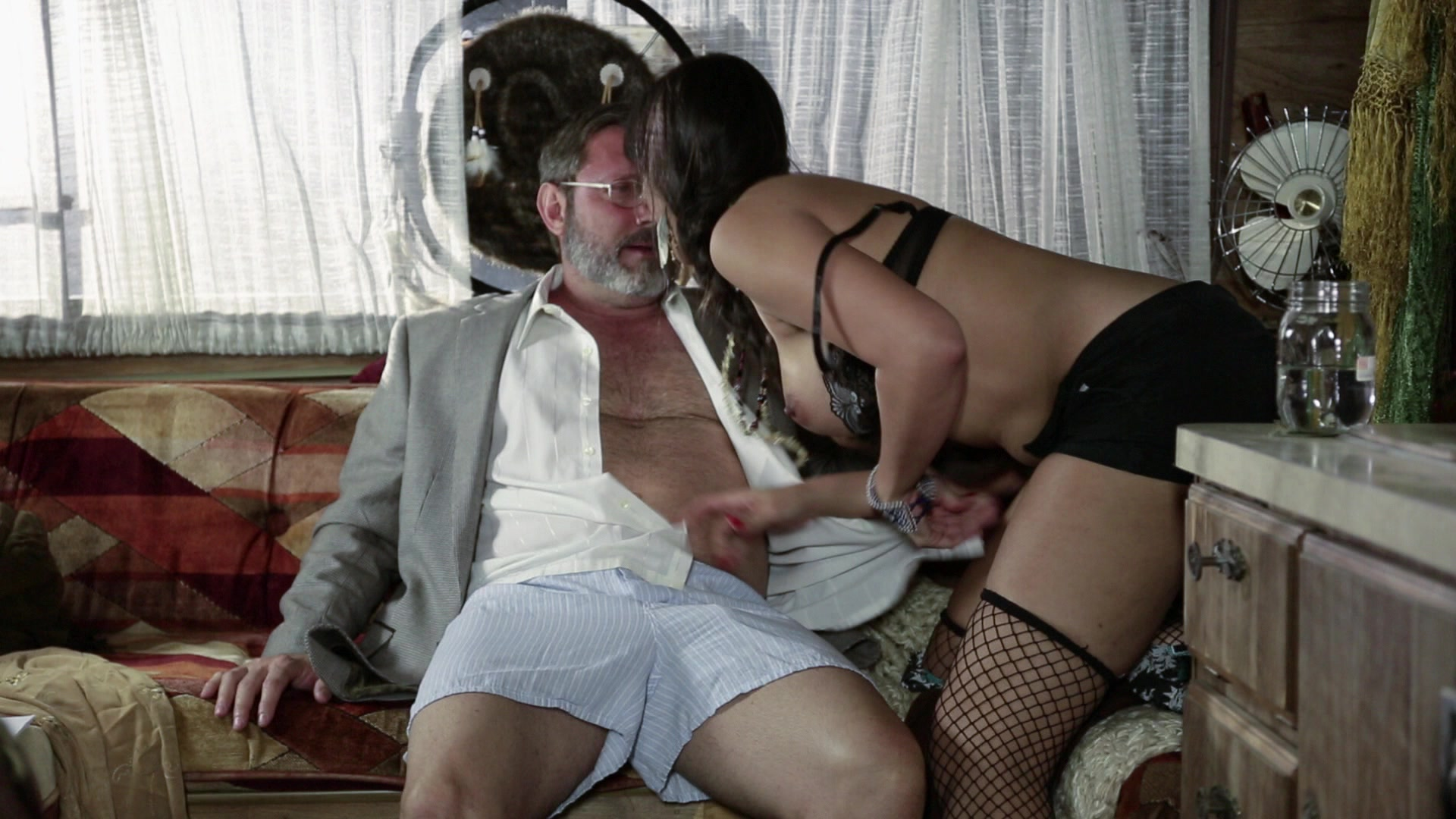 Scene with Brad Armstrong and Mercedes Carrera - image 9 out of 20