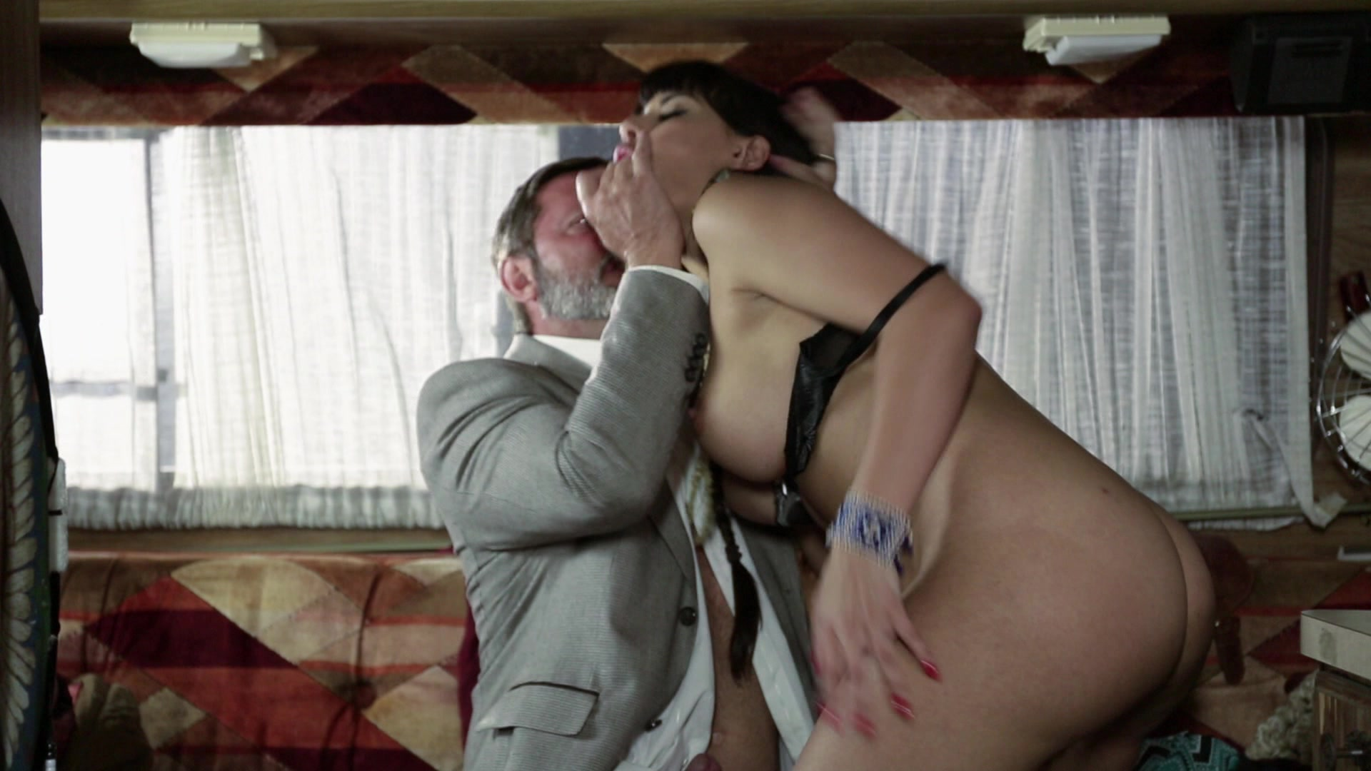 Scene with Brad Armstrong and Mercedes Carrera - image 13 out of 20