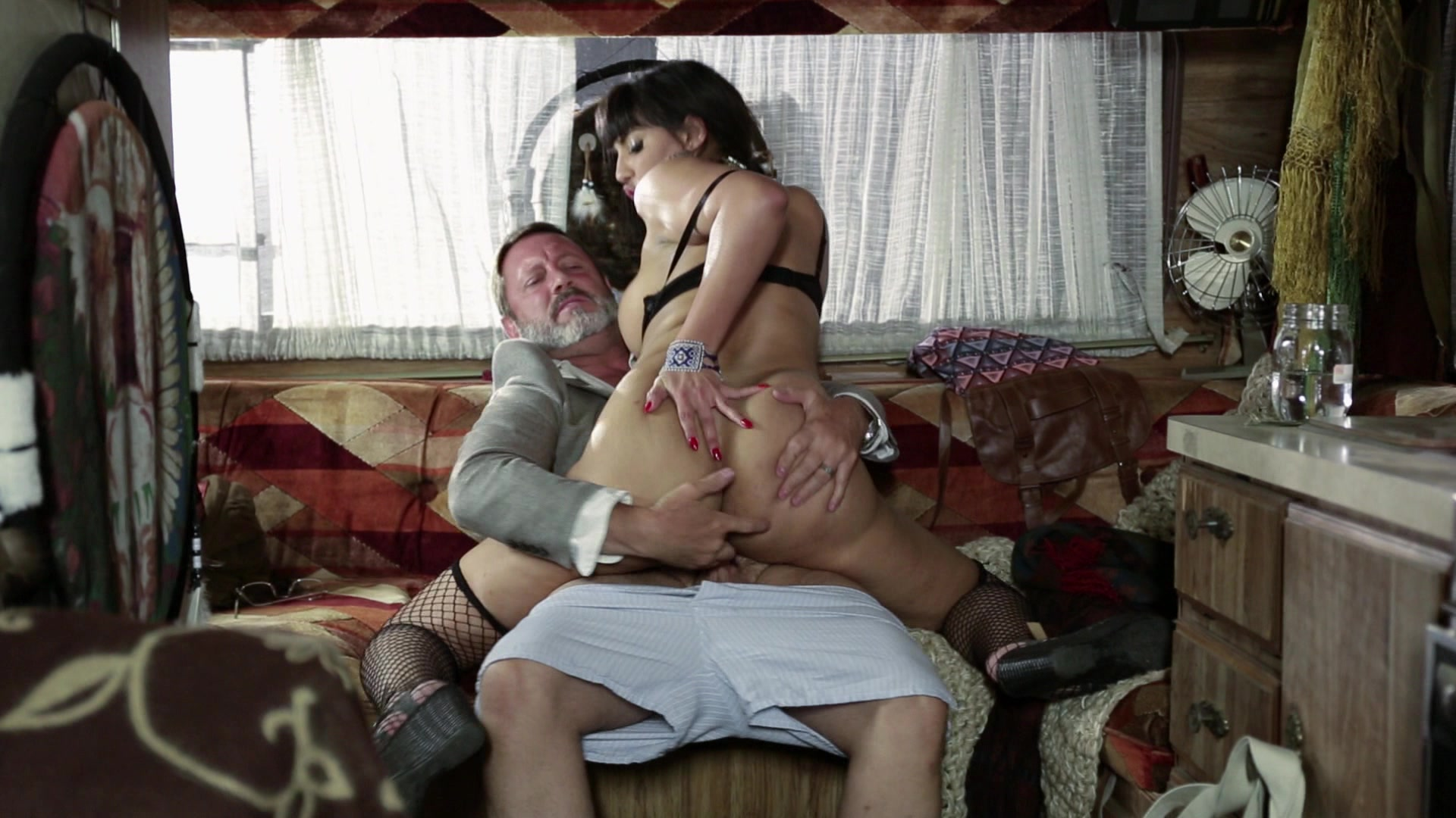 Scene with Brad Armstrong and Mercedes Carrera - image 17 out of 20
