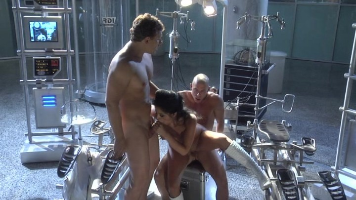 Scene with Mick Blue, Mikayla Mendez and Jerry - image 14 out of 18