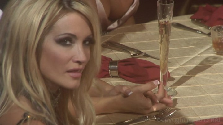 Scene with Brad Armstrong, Eric Masterson, Jessica Drake, Randy Spears, T.J. Cummings, Mikayla Mendez, Tory Lane, Kirsten Price, Alektra Blue, Jayden Jaymes, Kayla Carrera and Rocco Reed - image 3 out of 20