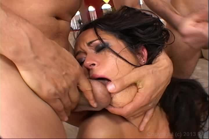 Free Video Preview image 2 from Super Freaks Gang Bang