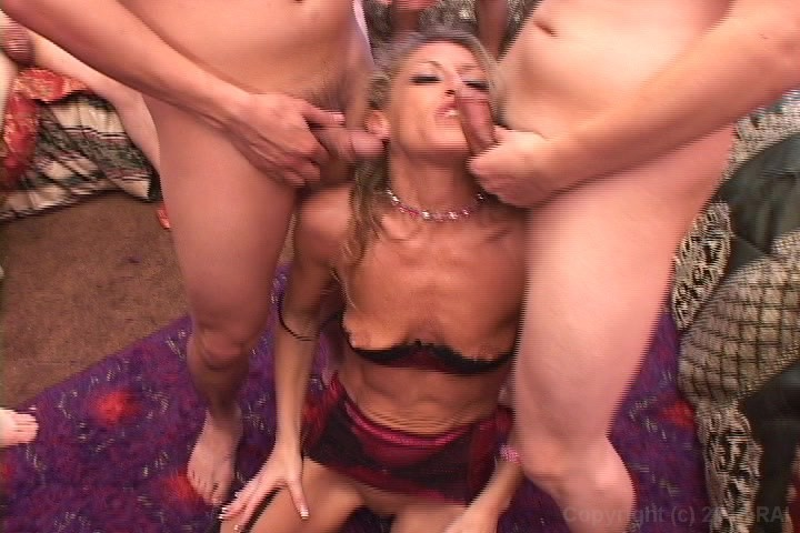 blonde Milf Cream Pie