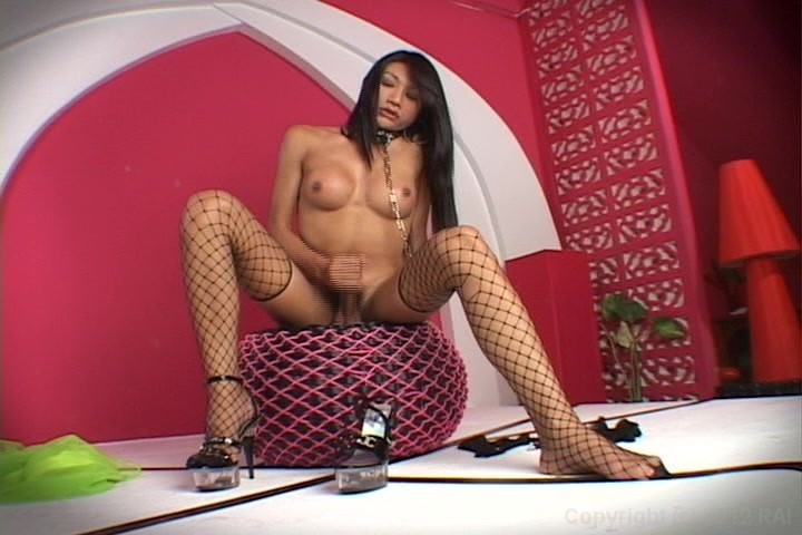 Asian Shemale Hardcore And Facial
