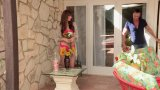 Free Video Preview image 1 from Swingers Wife Swap 4: The Block Party