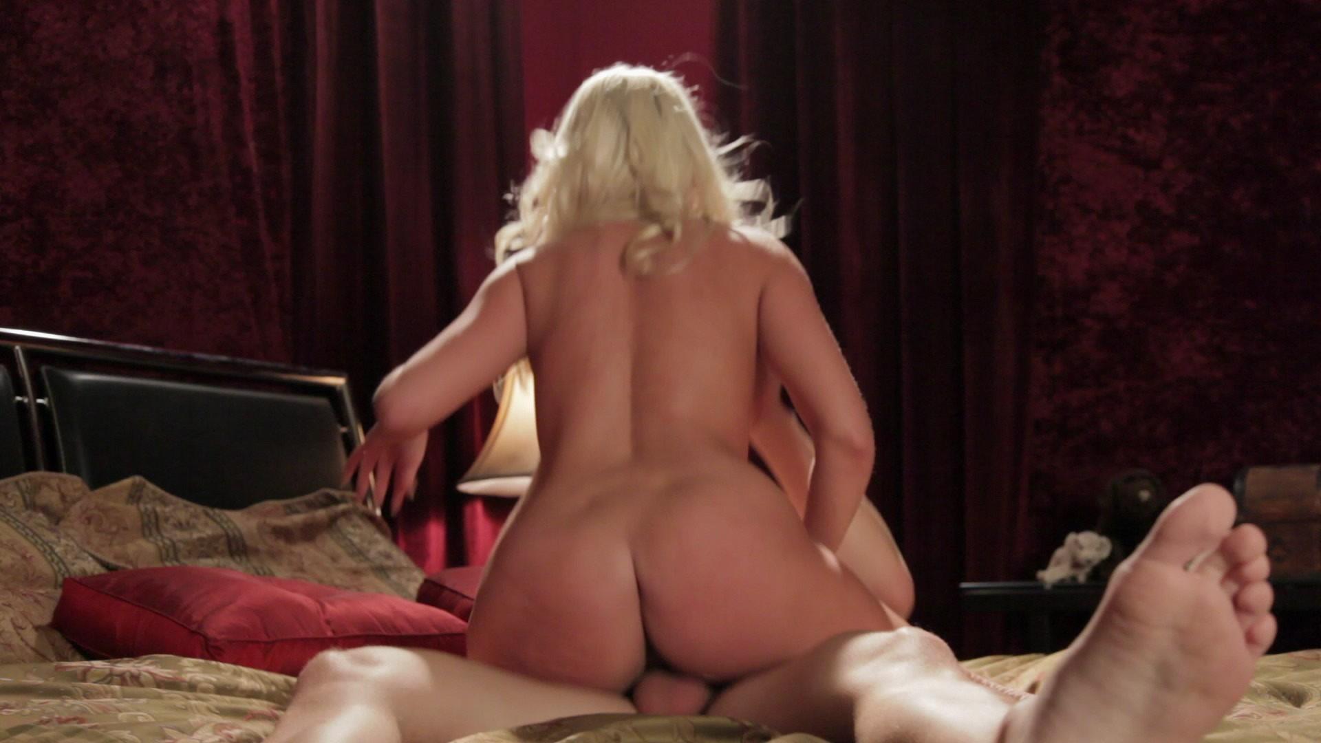 Nice girl with big tits