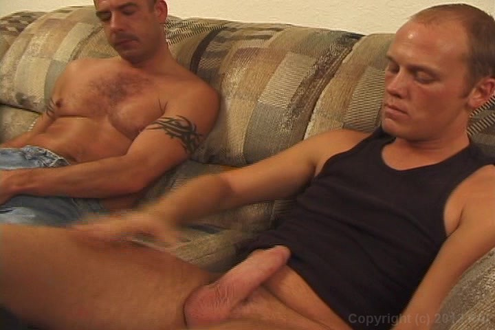 Gay sex couch